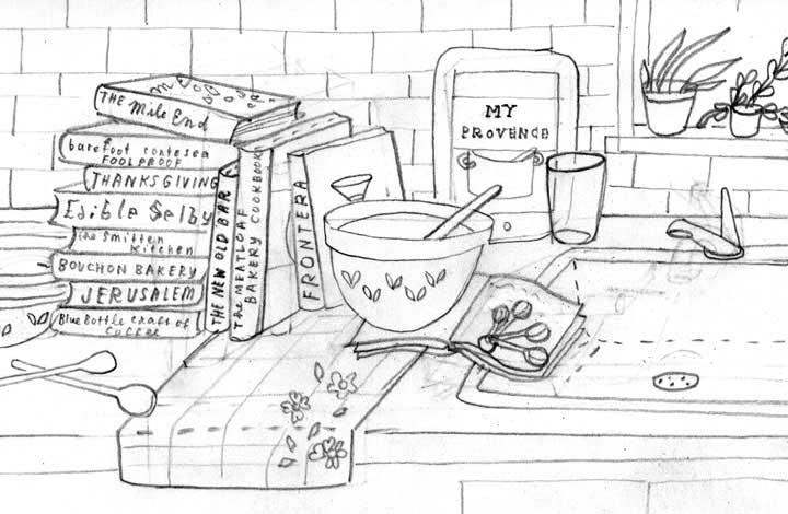 Susie Ghahremani sketch 1