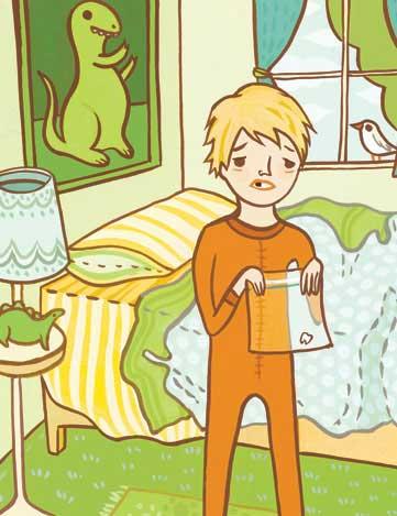 Parents Magazine + Spot Illustration by Susie Ghahremani / boygirlparty.com