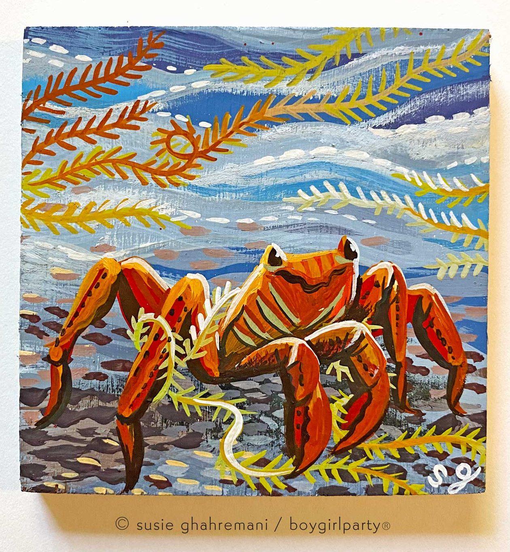 Recent Personal work by Children's Book illustrator Susie Ghahremani
